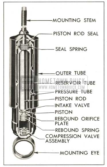 1959 Buick Typical Shock Absorber