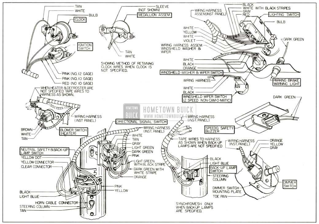 1959 buick wiring diagrams