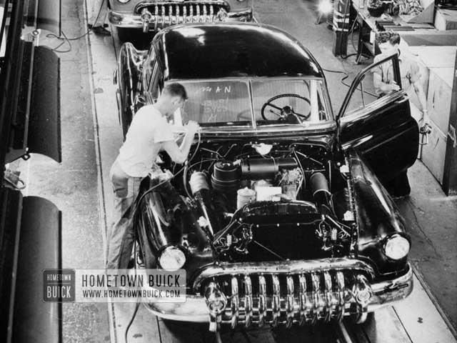 1950 Buick Configurator