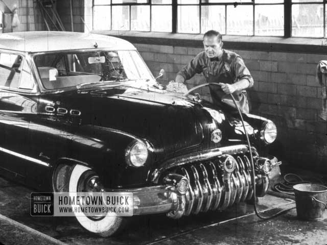 1950 Buick Registry