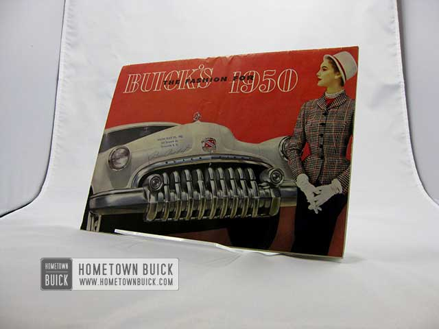 1950 Buick Sales Brochure