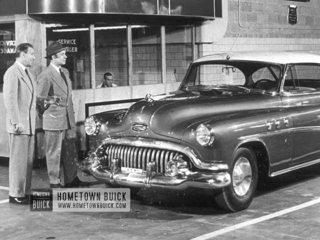 1952 Buick Configurator
