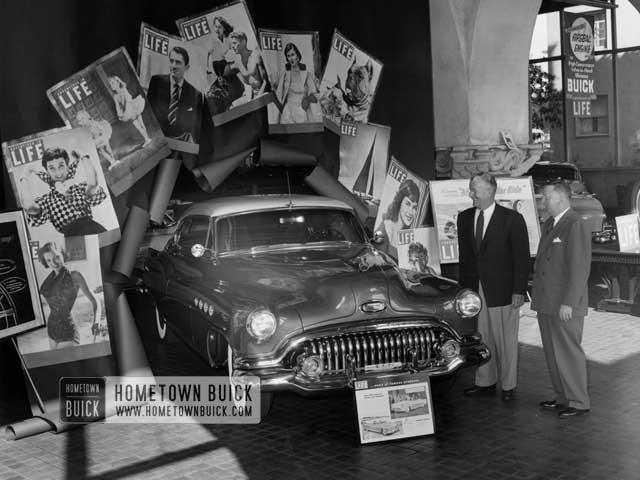 1952 Buick Registry