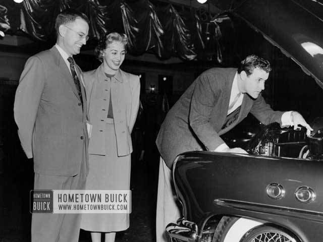 1953 Buick Configurator