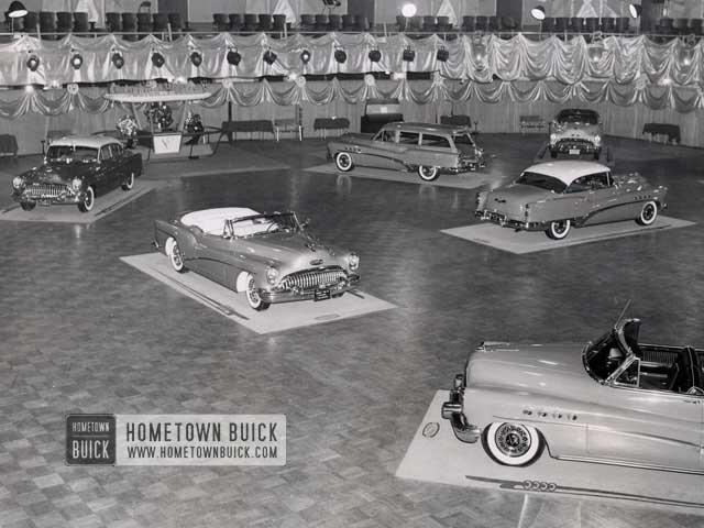 1953 Buick Registry