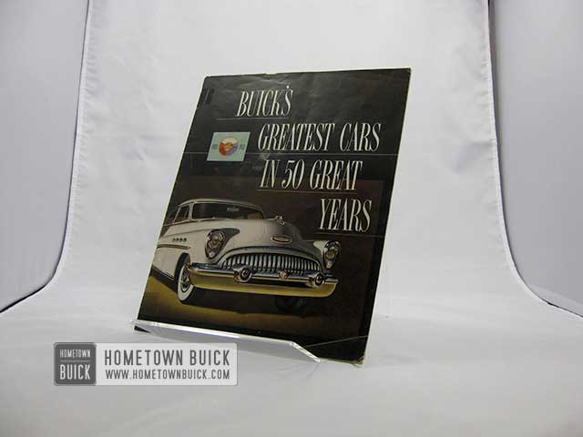 1953 Buick Sales Brochure