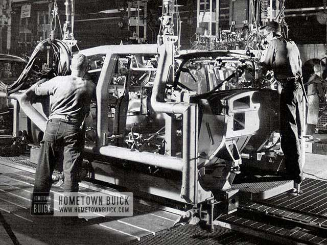 1954 Buick Configurator