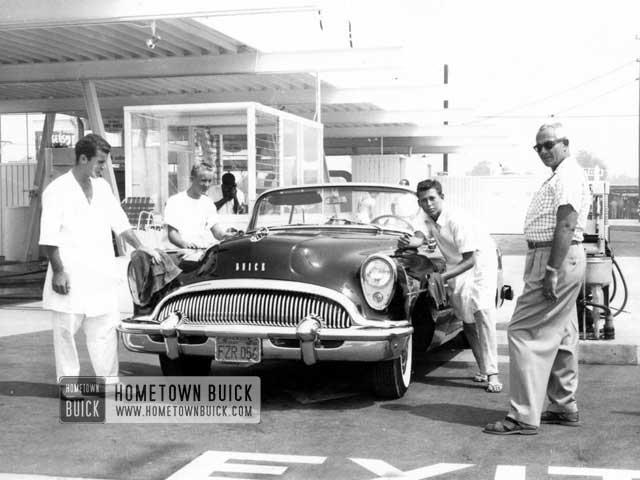 1954 Buick Forum