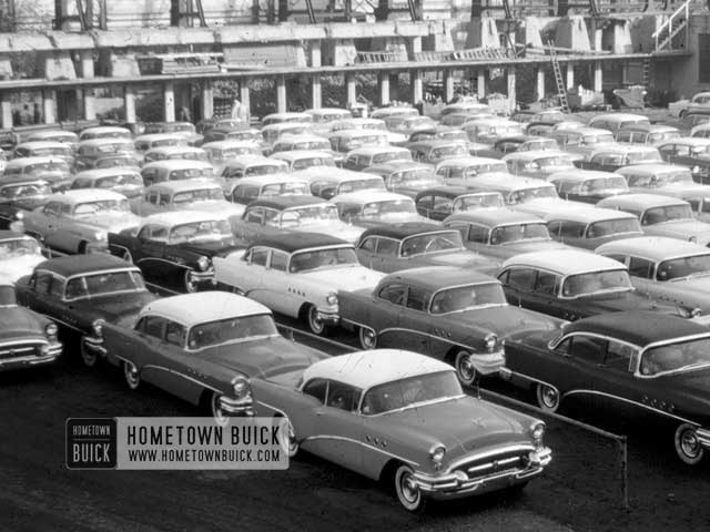 1955 Buick Registry