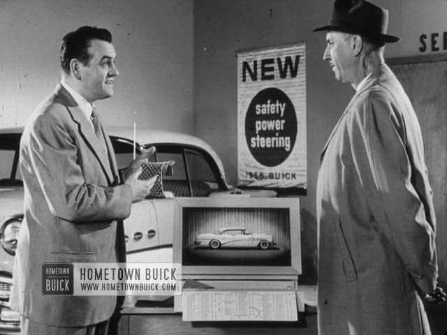 1956 Buick Configurator