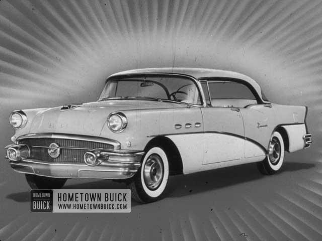 1956 Buick Registry