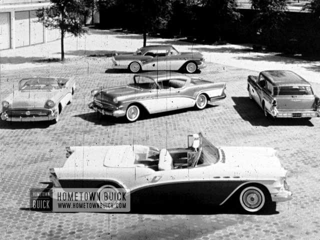 1957 Buick Registry