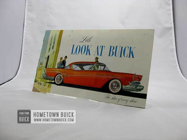 1957 Buick Sales Brochure