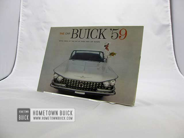 1959 Buick Sales Brochure