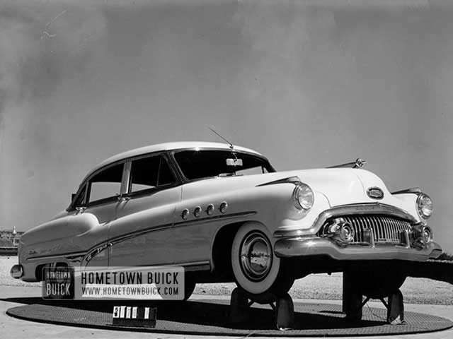 1951 Buick Configurator
