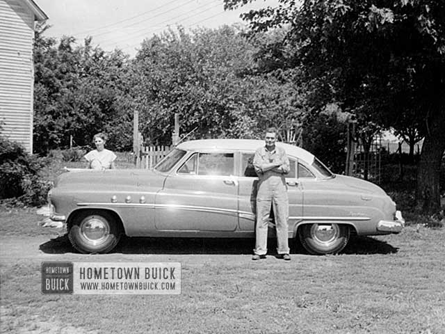 1951 Buick Registry