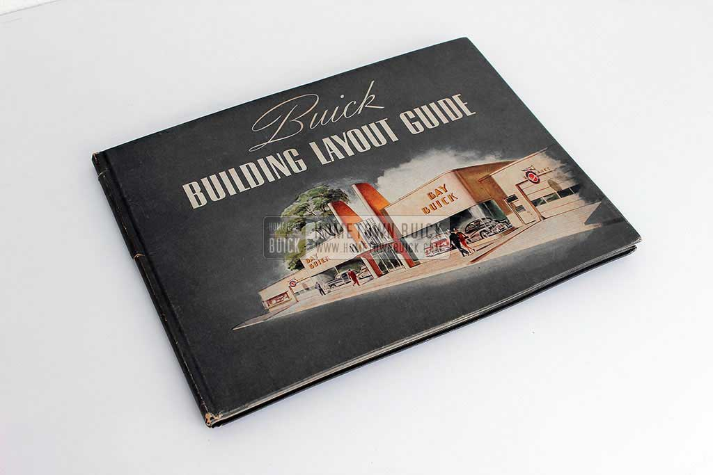 1944 Buick Dealership Building Layout Guide 01