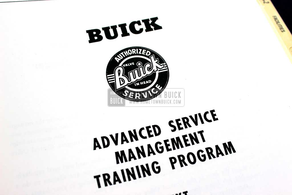 1950 Buick Advanced Service Management Book 07