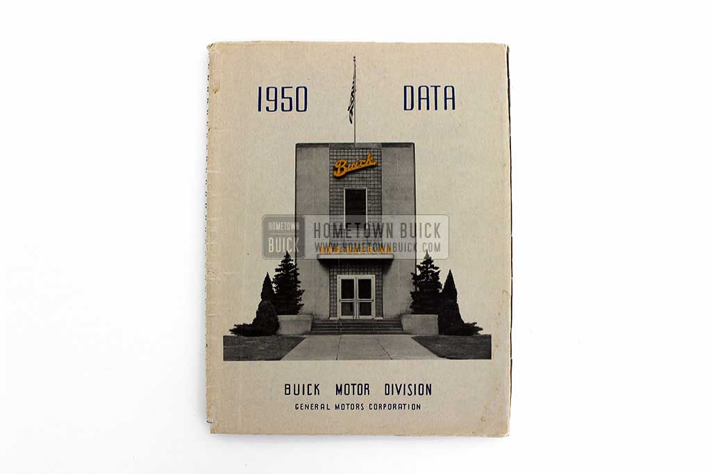 1950 Buick Special Engineering Data Book 02