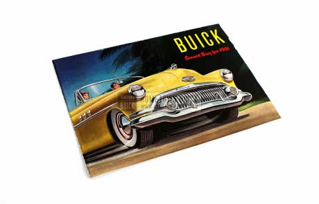 1951 Buick Sales Brochure 01