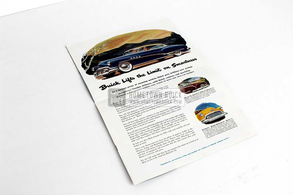 1951 Buick Sales Brochure 03