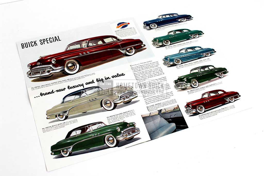 1951 Buick Sales Brochure 04