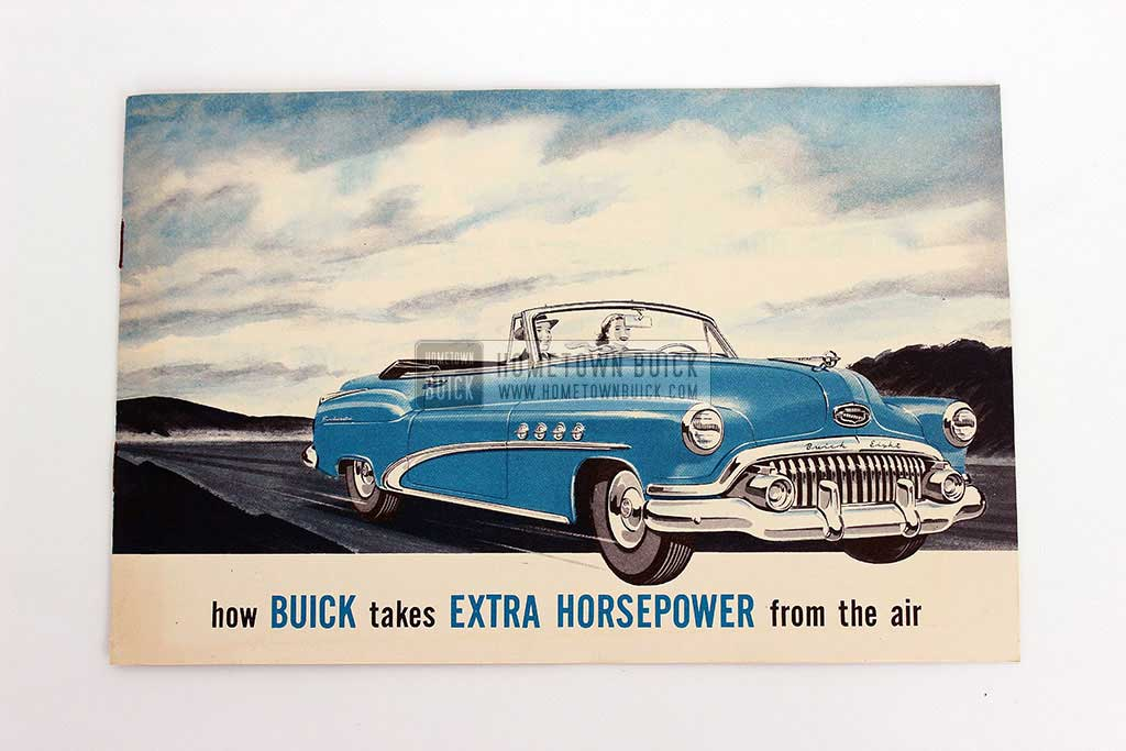 1952 Buick Airpower Brochure 02