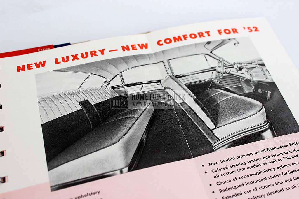 1952 Buick Dealer Facts Book 06