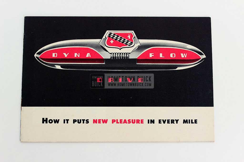 1952 Buick Dynaflow Brochure 02