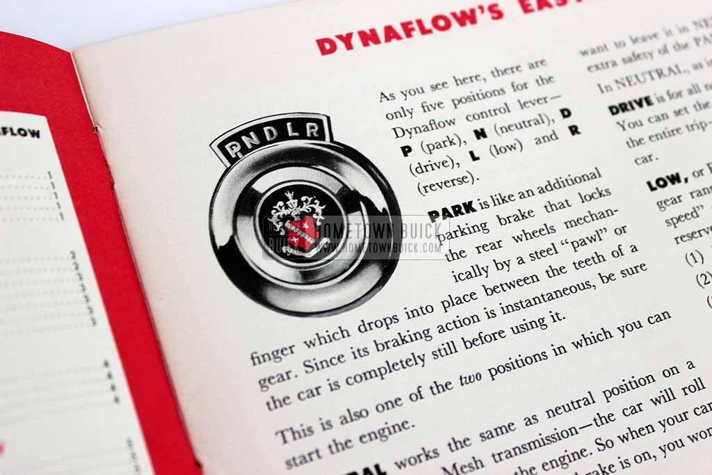 1952 Buick Dynaflow Brochure 04