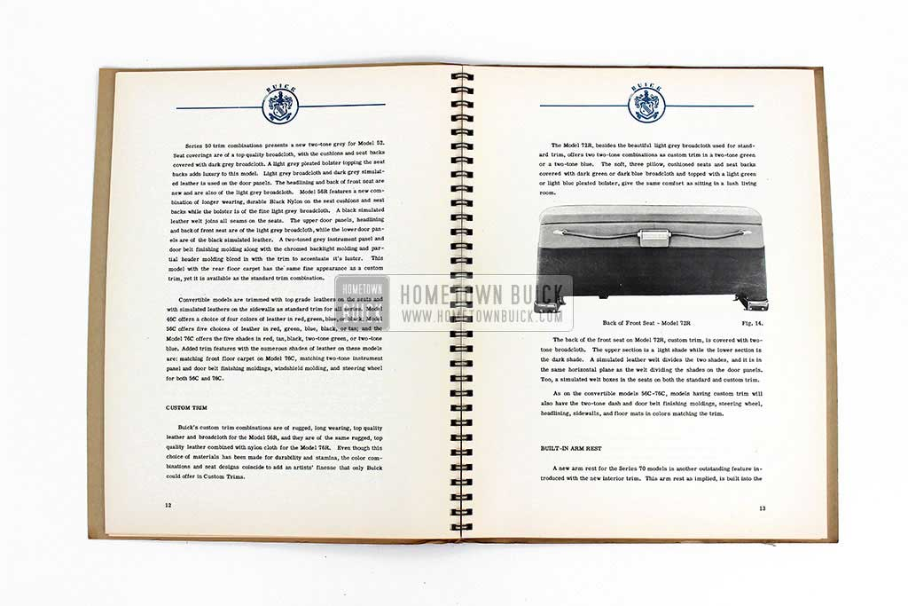 1952 Buick Engineering Data Book 08