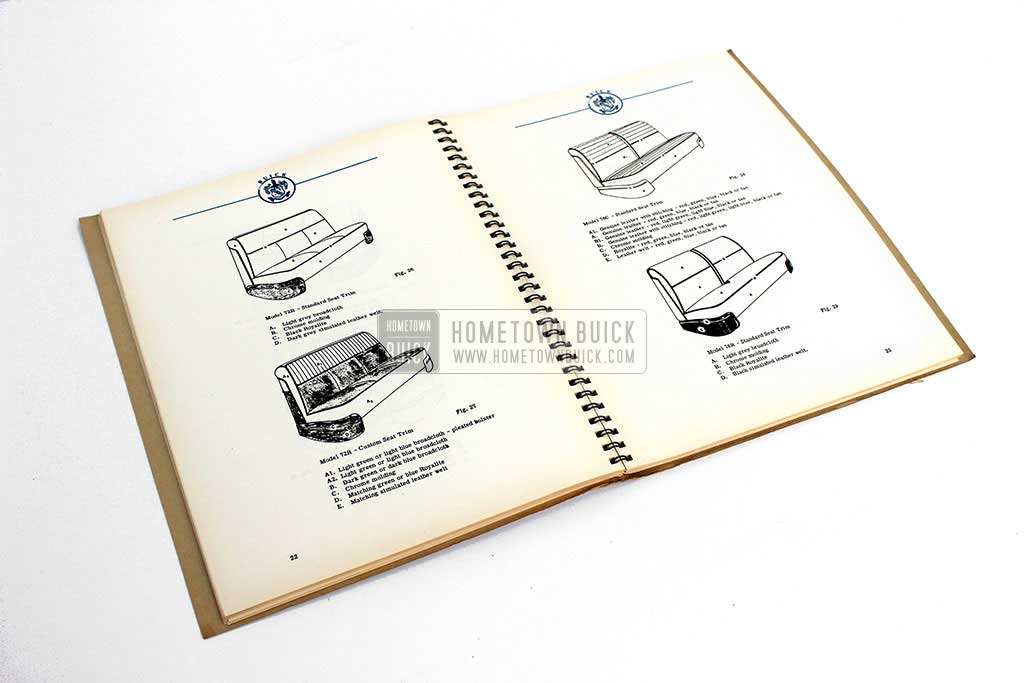 1952 Buick Engineering Data Book 09