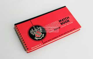 1952 Buick Match Book 01