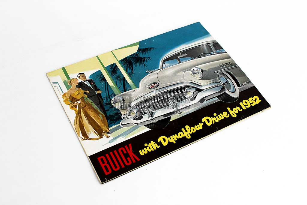 1952 Buick Sales Brochure 01