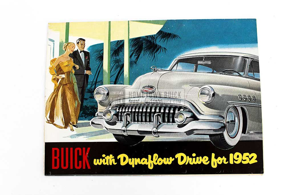 1952 Buick Sales Brochure 02