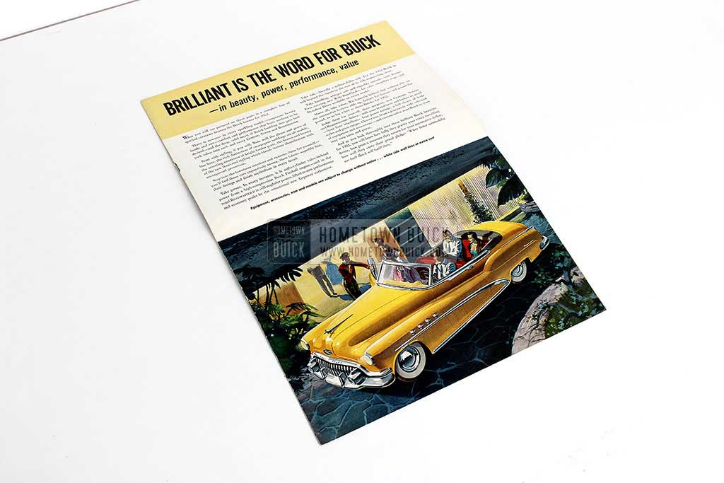 1952 Buick Sales Brochure 03