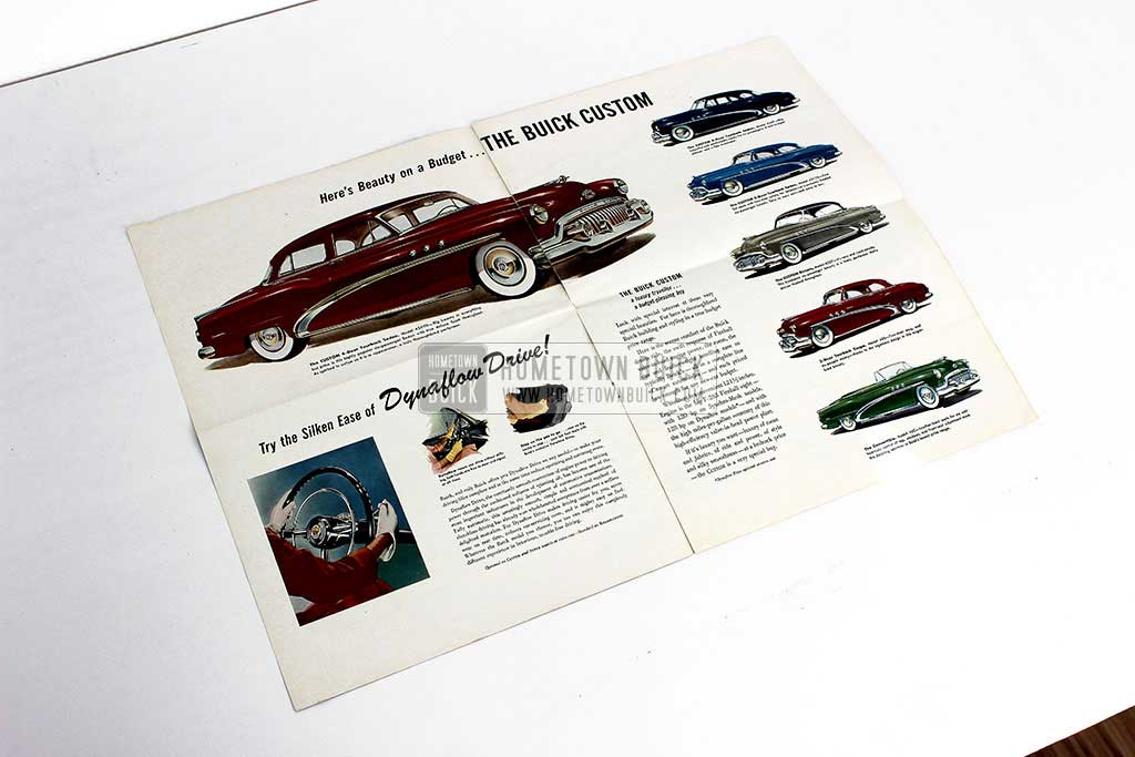 1952 Buick Sales Brochure 04