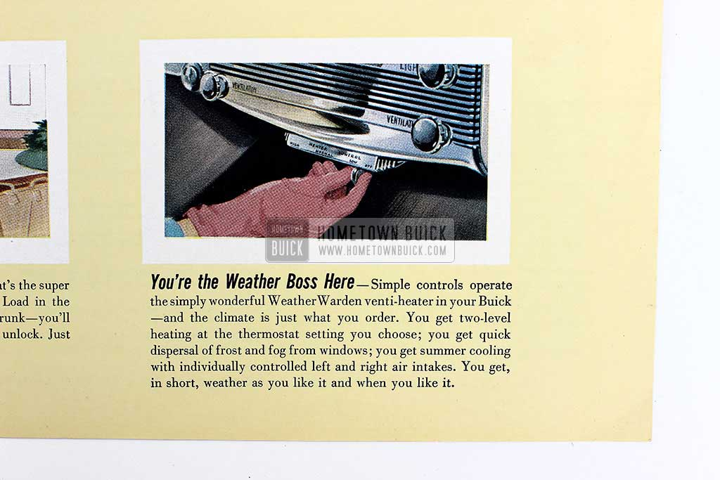 1952 Buick Sales Brochure 07
