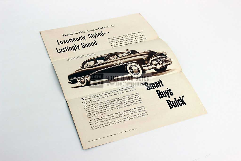 1951 Buick Sales Flyer 04