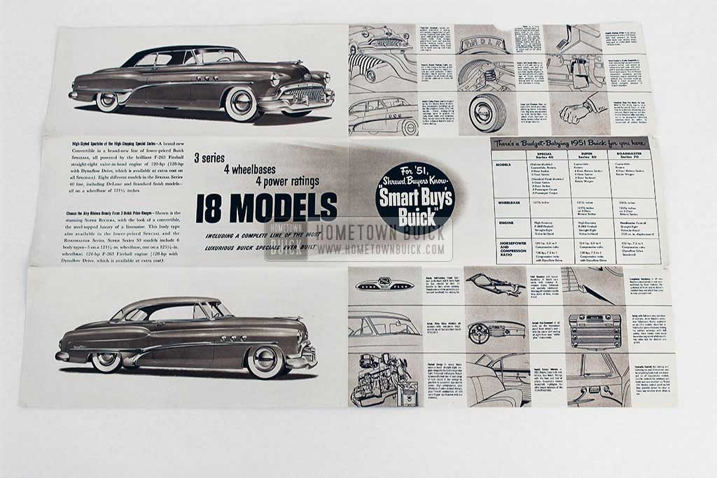 1951 Buick Sales Flyer 06