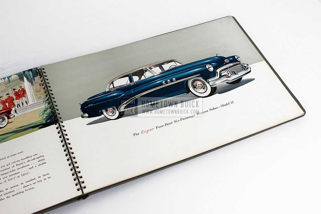 1952 Buick Showroom Album 08