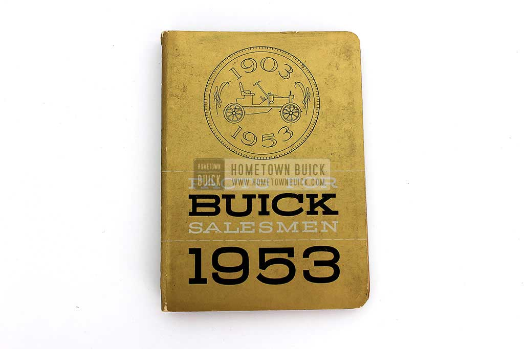 1953 Buick Dealer Facts Book 02
