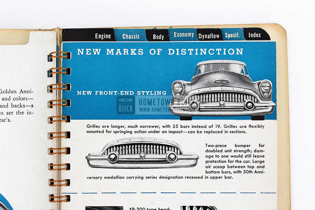 1953 Buick Dealer Facts Book 06