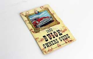 1953 Buick Owners Manual 01