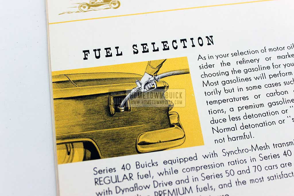 1953 Buick Owners Manual 05