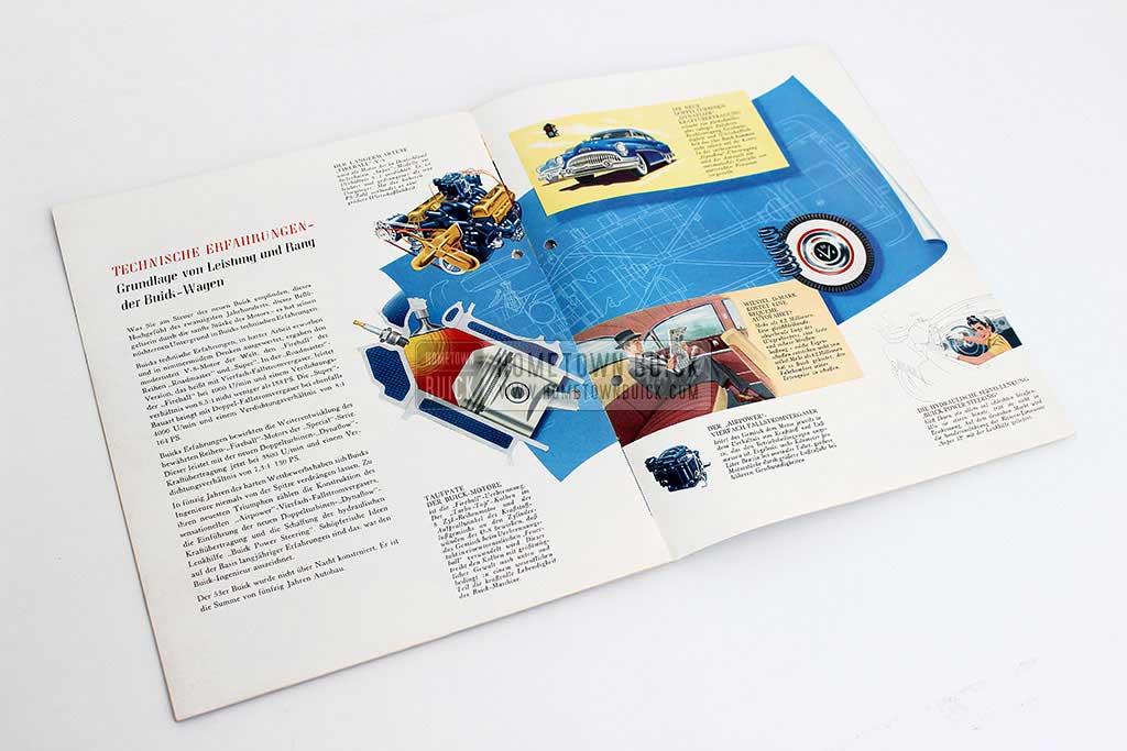 1953 Buick Sales Brochure Germany 07