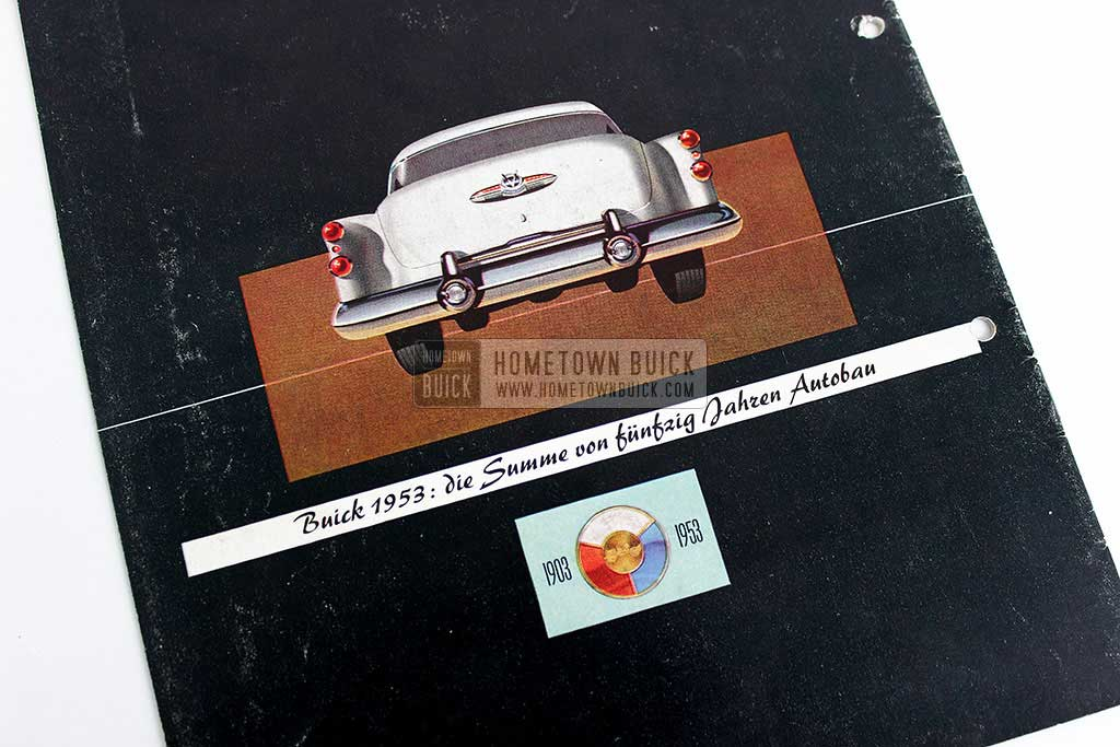 1953 Buick Sales Brochure Germany 09