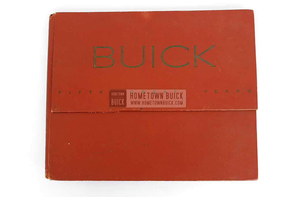 1953 Buick Showroom Album 02