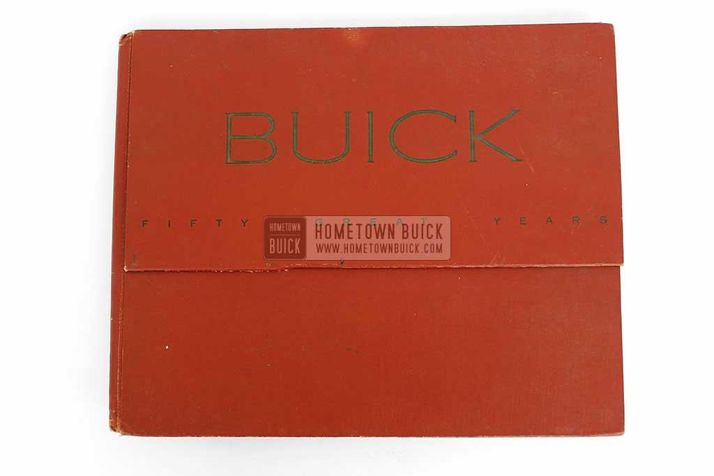 1953 Buick Showroom Album 02