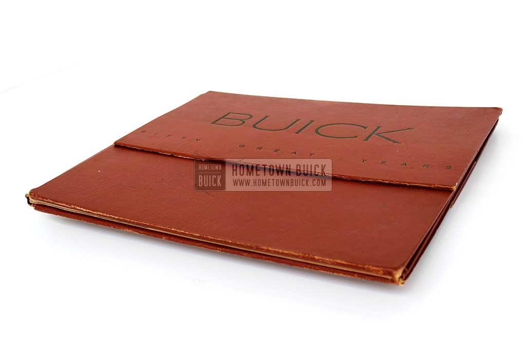 1953 Buick Showroom Album 03